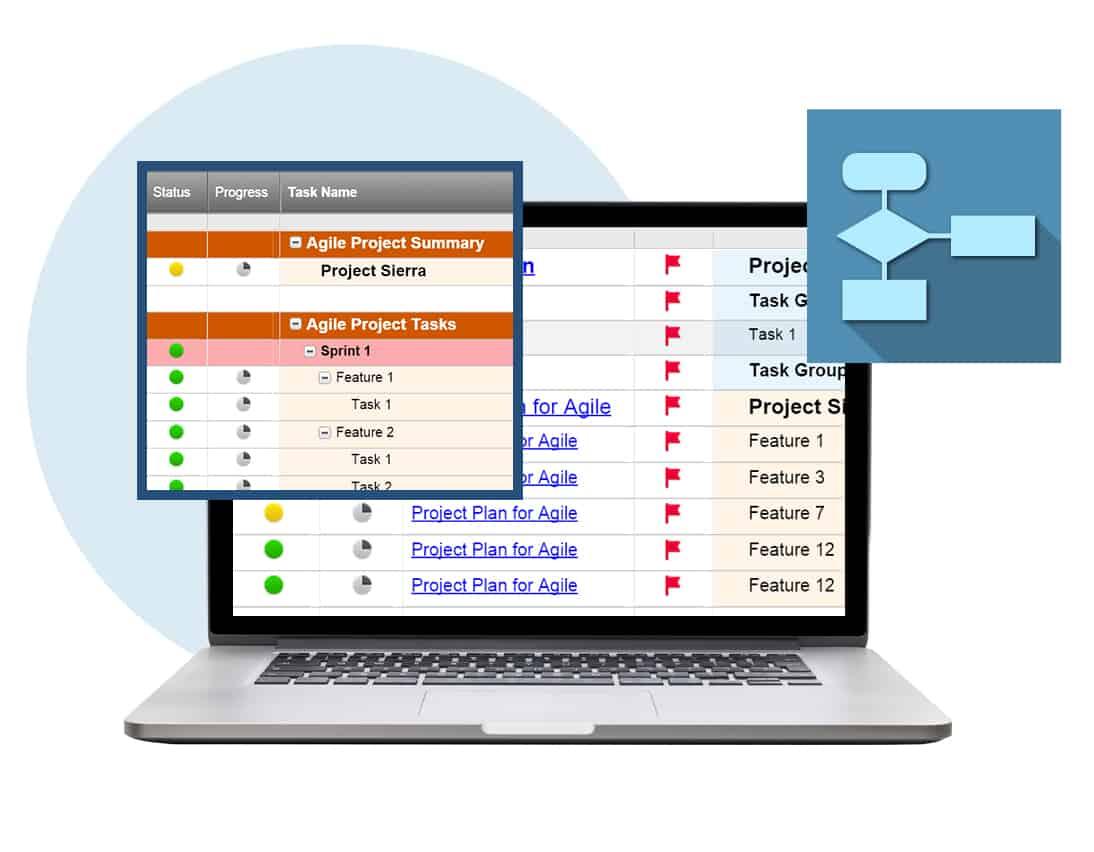 プロジェクト タスク管理 smartsheet